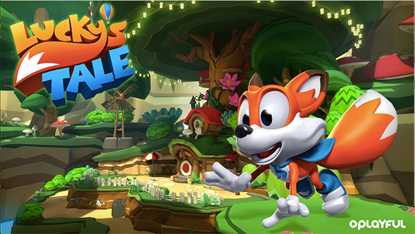 Lucky's Tale VR