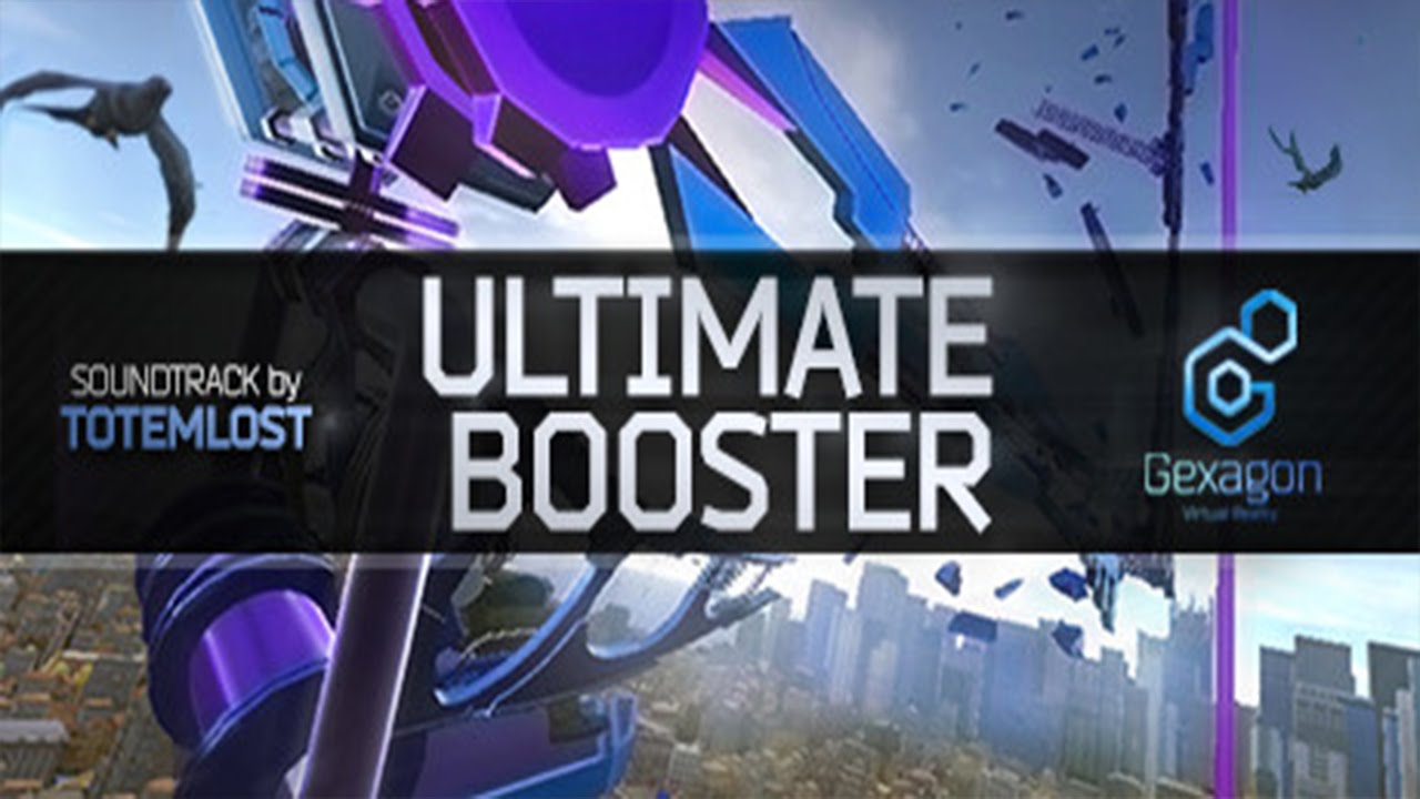 Ultimate booster experience nieuw